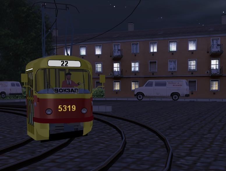 Скачать трамвайный симулятор на компьютер